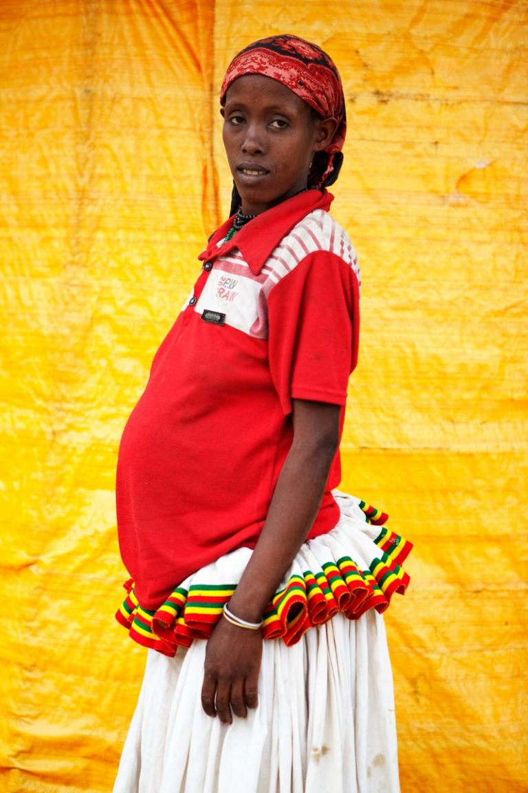 Save the Children: My belly