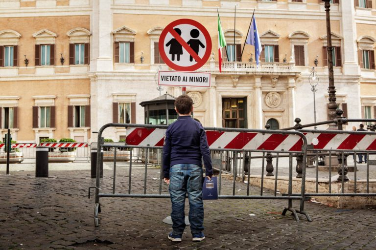 Roma - Parlament