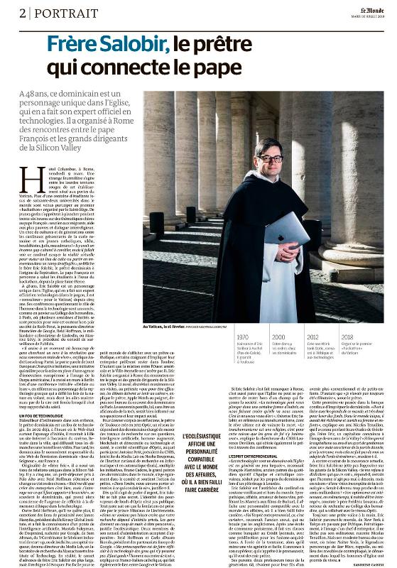 Le Monde - France - 2019