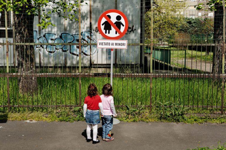 Milano - Public kindergarden