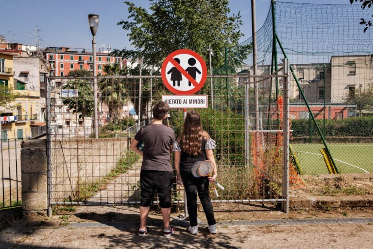 Napoli (Sanità) - Public Park