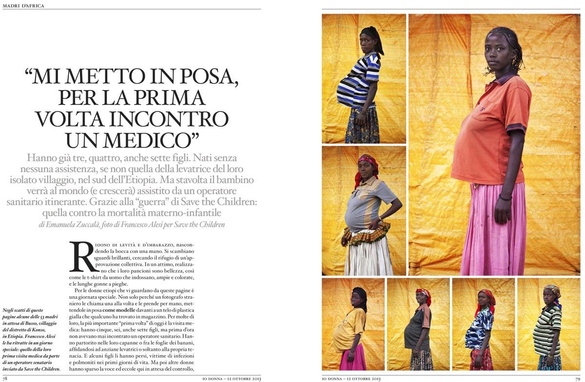 Io Donna, 21 July 2013, Italy