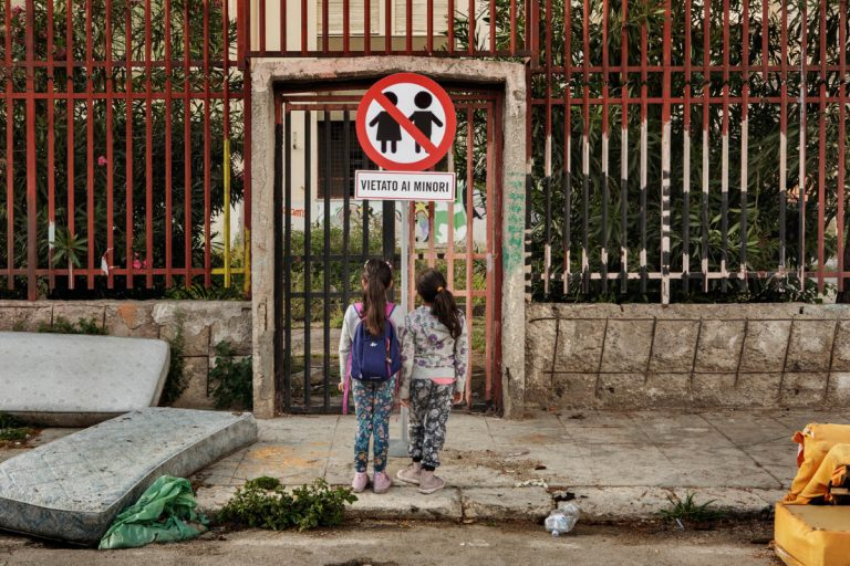 Palermo (Zisa) - School