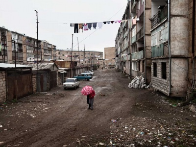 Nagorno Karabakh, the limbo nation
