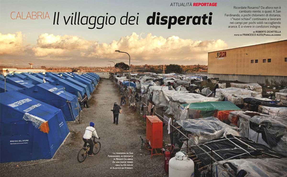Famiglia Cristiana - Italy - January 2013