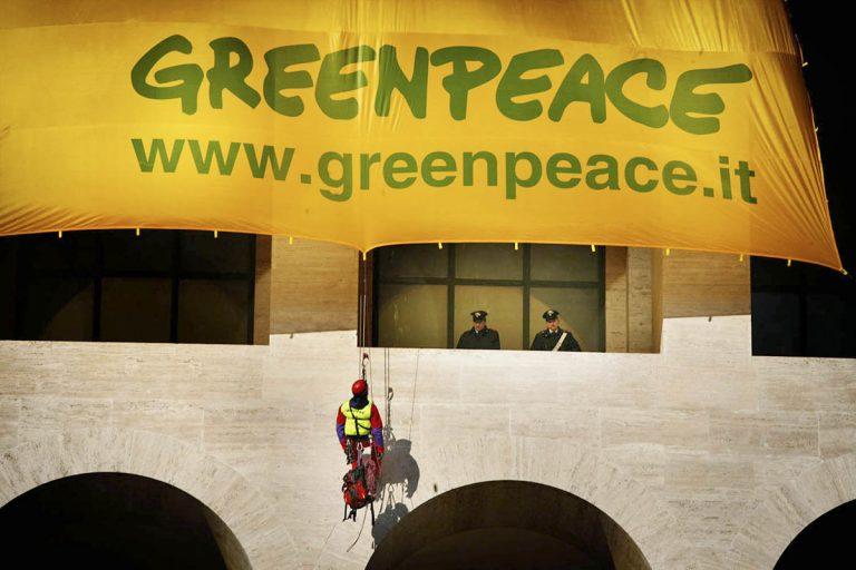 Greenpeace 2021