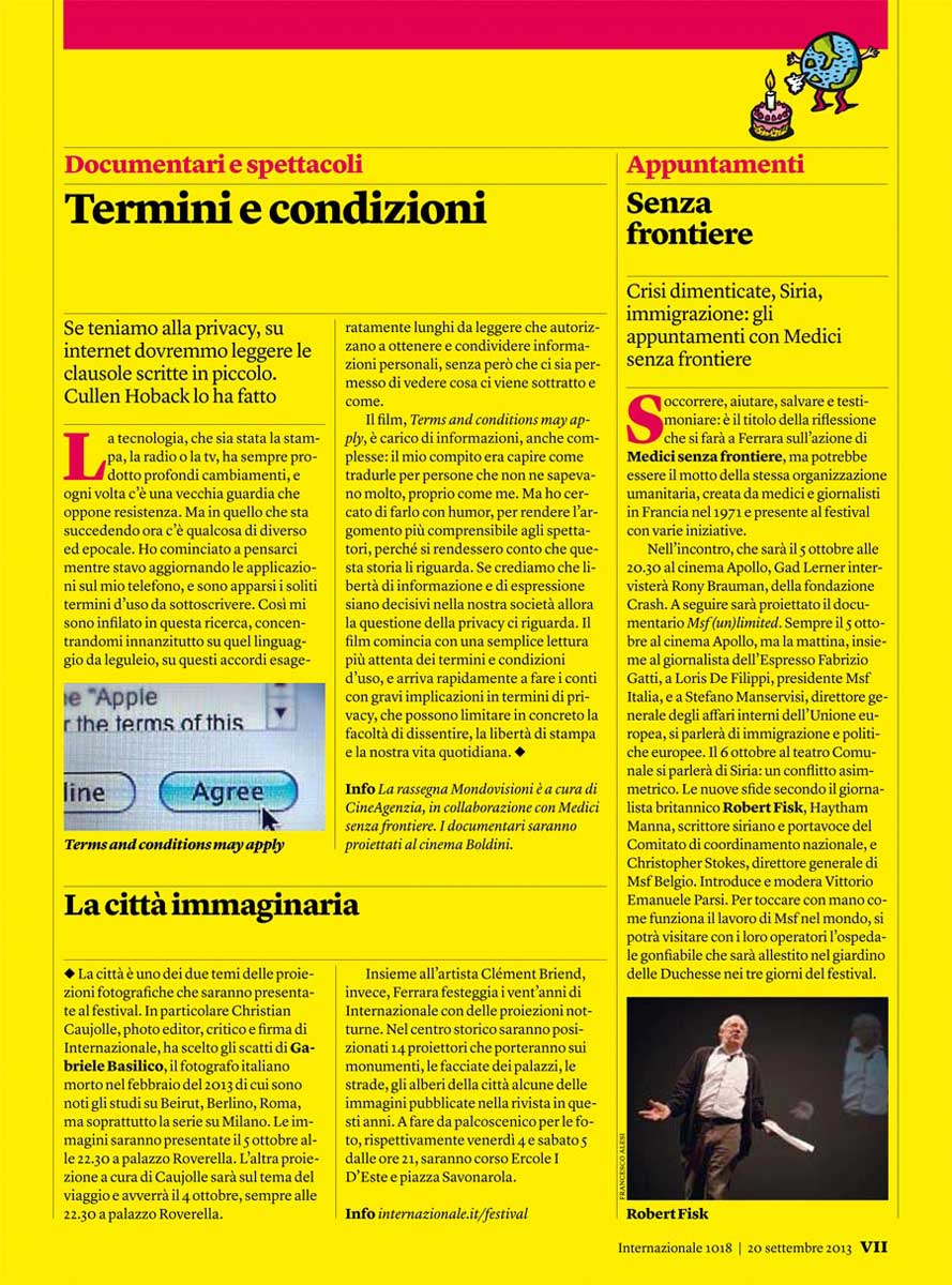 Internazionale - Italy - September 2013