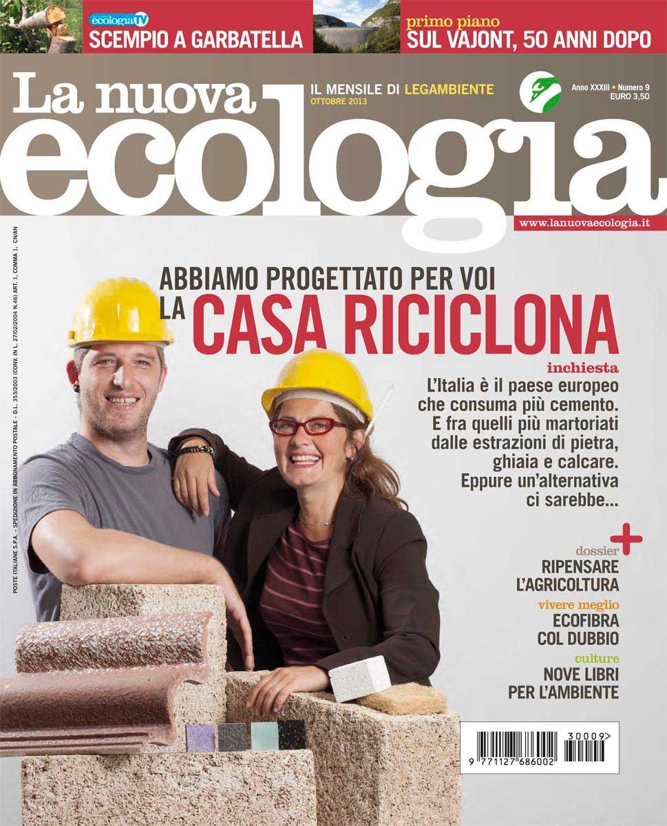 La Nuova Ecologia - Italy - October 2013