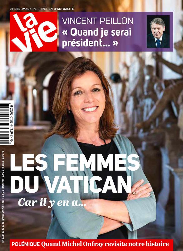 La Vie - France - January 2017