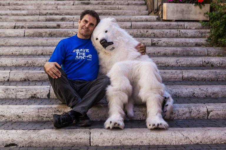 Testimonial Save the Artic